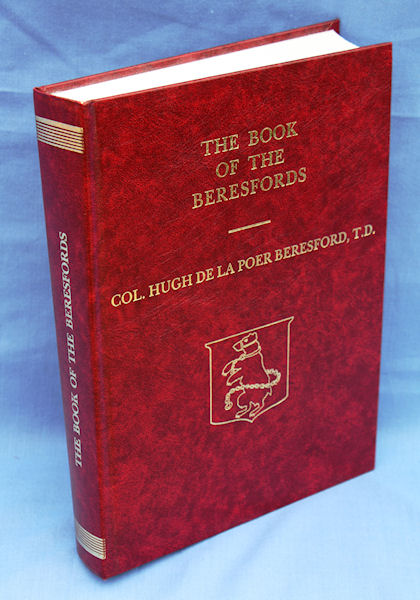 Book of Beresford cover