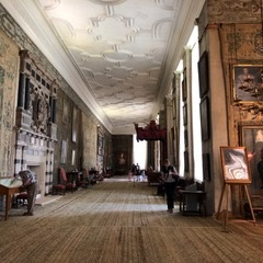 Hardwick Hall Interior