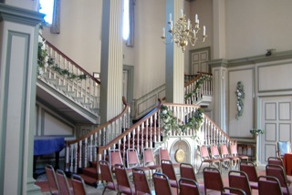Middleton Hall Staircase